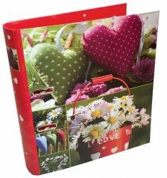 Kroužkový pořadač cm - Blütenrausch č. A4, Lunch Box, Bento Box
