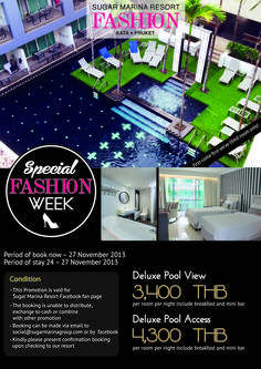Fashion week special promotion!  Must have!