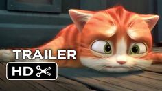 Thunder and the House of Magic Official US Release Trailer 1 (2014) - Animated kids movie, France Belgium UK... in French, English & German