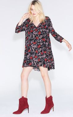 ROBE EVE Bash, Cold Shoulder Dress, Dresses With Sleeves, Collection, Long Sleeve, Outfits, Clothes, Arizona, Comfy