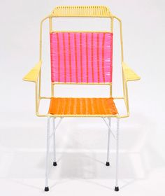 Marni love     http://www.coolhunting.com/design/marni-chairs-and-larte-del-ritratto.php