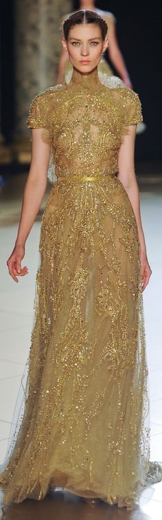 Elie Saab - Couture Fall 2012