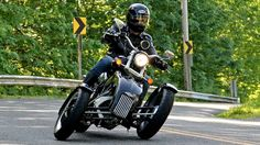 A new spin on the motorcycle | Tilting Motor Works