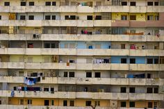 Building at Scampia by UN Special Rapporteur on Adequate Housing, via Flickr