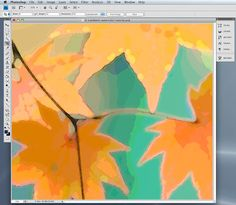 Photoshop Photo-to-Watercolor Tutorial