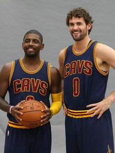 Kyrie Irving, Kevin Love still unsure of return to Cavs