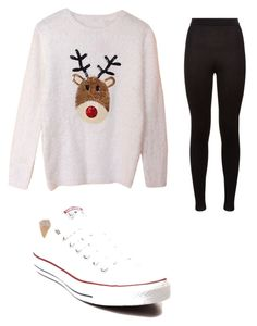 A fashion look from December 2016 featuring white sweater, elastic waistband pants and converse shoes. Browse and shop related looks. White Sweaters, Converse Shoes, Fashion Looks, Polyvore, Christmas, Pants, White Blouses, Xmas, Trouser Pants