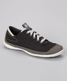 Take+a+look+at+the+Cushe+Black+&+White+BLVD+Sneaker+-+Women+on+#zulily+today!