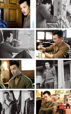 Mickey + The Sweater... I think it's sort of obvious Mickey is my favorite ♥♥
