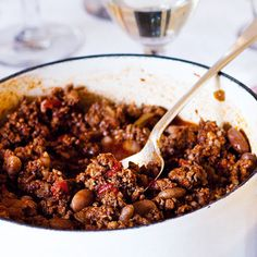 Pork and beef chilli | Red Online
