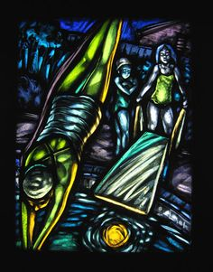 Vitri Fusaille   Peter McGrain Glass Art