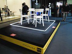 Die #imm 2014 in #cologne #fair #interior