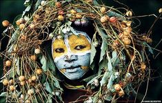 Surma and Mursi people of the Omo Valley in southern Ethiopia by Hans Sylvester