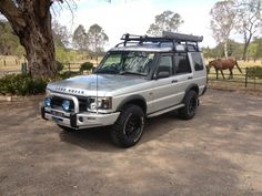 2004 LAND ROVER DISCOVERY 03MY SE