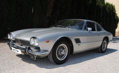 Maserati 5000 GT Coupe (Bertone), 1962