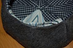 Newsboy cap pattern and tutorial!