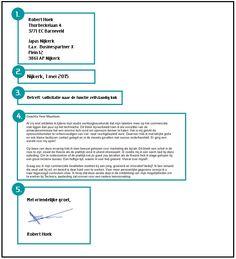 Sollicitatietip 3 - De sollicitatiebrief | Online-People