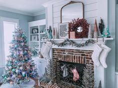 The decorative stockings are put away and the family stockings have been hung (including two for the kitties 😉) Christmas tree lights have… Christmas Decorations, Christmas Tree, Holiday Decor, Stockings, Farmhouse, Kitty, Lights, Georgia, Instagram