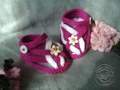 Baby sandálky