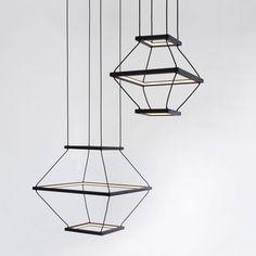 Lantern Pendant by Hollis + Morris