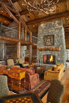 Spectacular lodge!