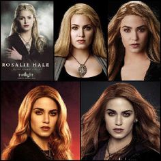 30 Days Of Forever - Day 9 - Favorite Female Character - Rosalie Hale, because she is so beautiful.