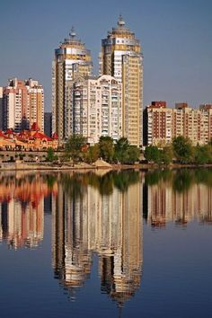 Obolon'. Kyiv, Ukraine, from Iryna