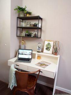 Wil jij er er stijlvol bijzitten op je thuiswerkplek of werk- hobbykamer? In deze blog tips voor de inrichting van een thuiswerkplek en werk- hobbykamer met uiteraard inspirerende foto's © Woonblog - StijlvolStyling.com | Ontwerp & styling SBZ Interieur Design