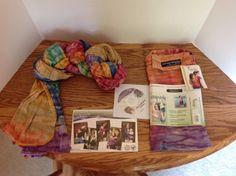Wrapsody Breeze Hope Rainbow Tie Dye Woven Wrap Baby Carrier #Wrapsody
