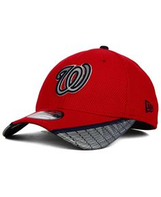 New Era Washington Nationals Reflective Slugger Diamond Era 39THIRTY Cap  Touca 4b1053f460a