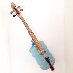 Orquesta h2o de instrumentos reciclados