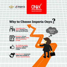 Why to choose Imperia Onyx? ‪#‎ImperiaOnyx‬ ‪#‎ImperiaStructures‬