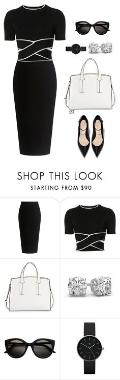 """""""Без названия #162"""" by tatiana-budkevich on Polyvore featuring Theory, T By Alexander Wang, French Connection и Newgate"""