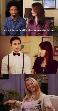 The Lizzie Bennet Diaries. I went there when I saw that... anyone else?... no... Just me? Cool!