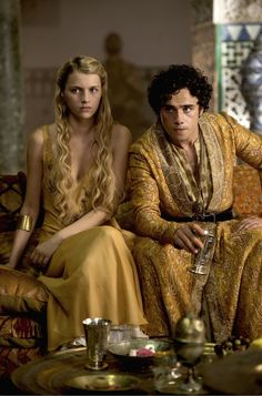 Game of Thrones - Myrcella & Tristan