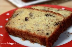 Banana, Cranberries & Walnut Butter Cake