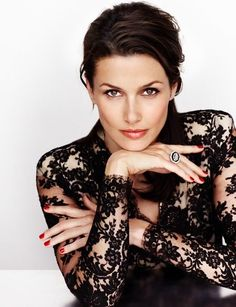 Bridget Moynahan Bra Size Height Weight | herinterest.com