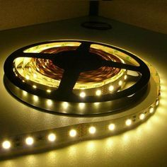 LEDwholesalers Flex Strip 30 SMD LED Ribbon .5 Meter 19 inch, yellow,2025YL by LEDwholesalers LED Strip Lights. $7.00. LED RIBBON (A.K.A FLEXSTRIP LIGHTING) is a low voltage (12 volt) Super Bright LED lighting in a flexible thin PCB strip. This LED ribbon uses super flexible PCB board as base and adopts Chip RGB LED as its luminous body. Designed for the lighting professional, this lighting can be used for architectural lighting, sign letter light, concealed lighti...
