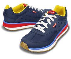 Retro Sneakers from Crocs