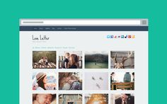 wordpress photography theme : http://themetailors.com/feature/wordpress-photography-themes/