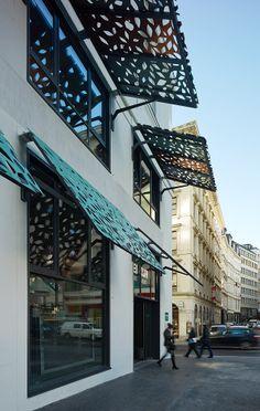 Merkur am Hohen Markt   Vienna   Austria   Retail interiors 2014   WIN Awards