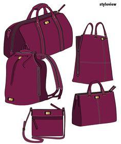 #Sketch bag line #friis&company
