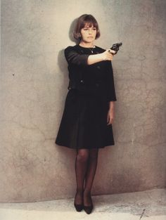 francoisrolandtruffaut: Jeanne Moreau in La mariée était en noir. http://24.media.tumblr.com/tumblr_lyhiseyyGx1r7o1ruo1_500.jpg