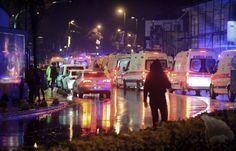 Počet mŕtvych po útoku na nočný klub v Istanbule stúpol na 39