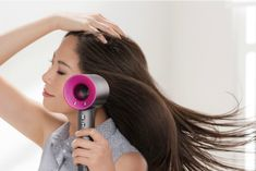 Hair dryers compared: Dyson Supersonic, GHD Air and Parlux 385 Power Light. Find out which hair dryer is best for a Christmas gift. Hair A, Your Hair, Best Affordable Hair Dryer, Hair Dryer Brands, Best Hair Dryer, Smooth Hair, Shiny Hair, Professional Hairstyles, Blow Dry