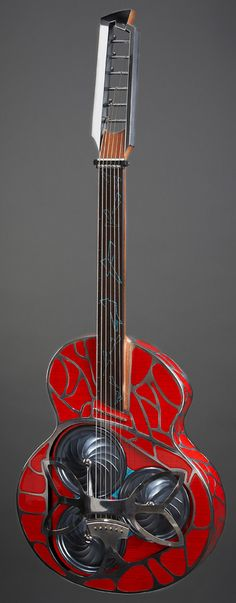 Jean-Yves Alquier  Guitars (France). #guitars http://www.pinterest.com/TheHitman14/music-instruments/