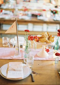 State Fair themed rehearsal dinner | photo by Jose Villa | 100 Layer Cake