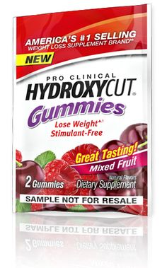 Fans of Hydroxycut you better request this free sample while you can!