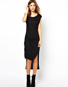 Y.A.S | Y.A.S Pauline Dress in Jersey at ASOS