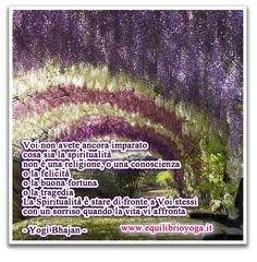 Spiritualita - frasi di saggezza - Yogi Bhajan - www.equilibrioyoga.it